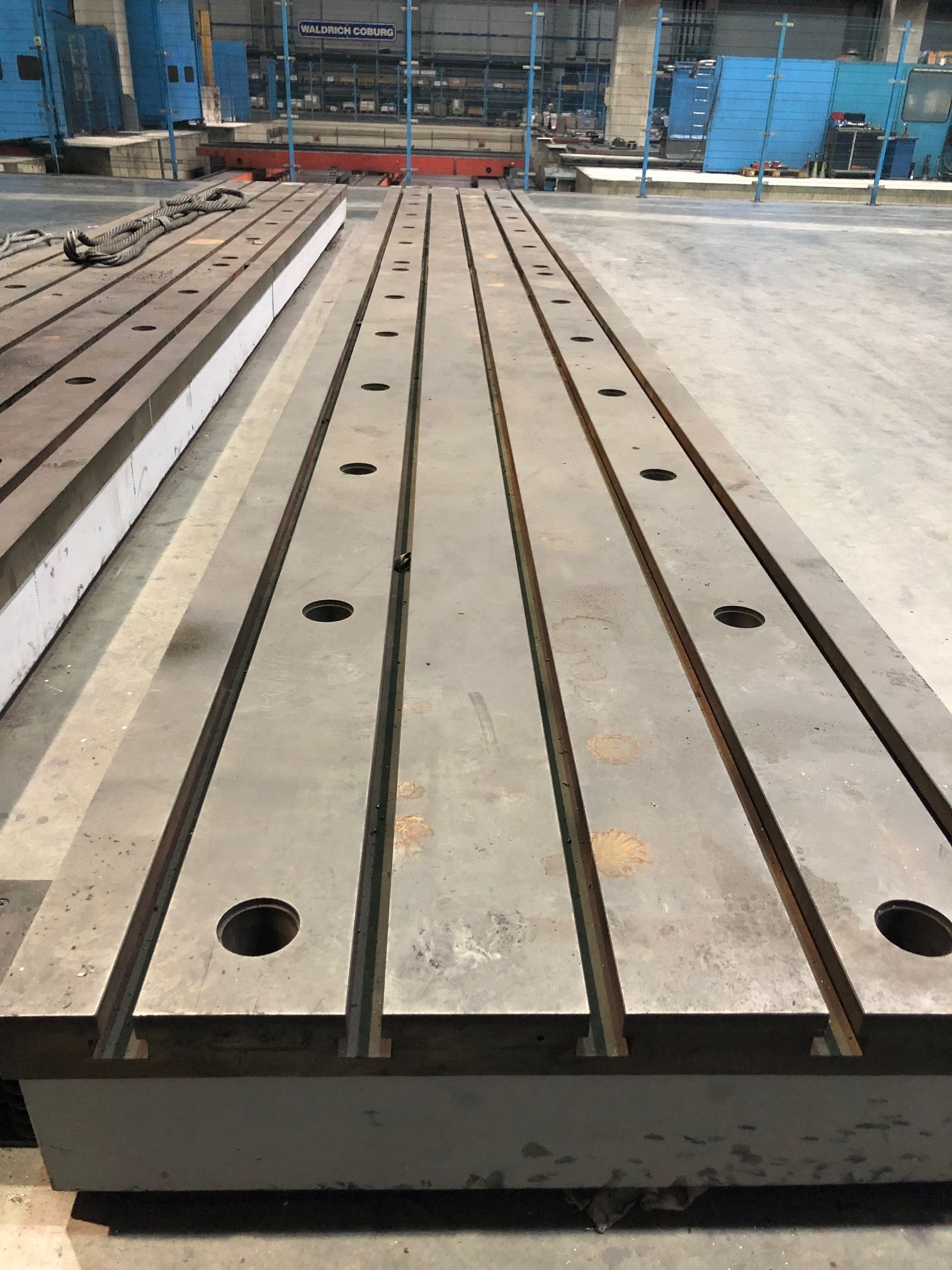 used  Floor Plates