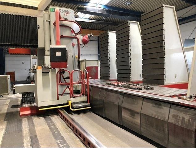 used  Travelling column milling machine MECOF AGILE CS-500