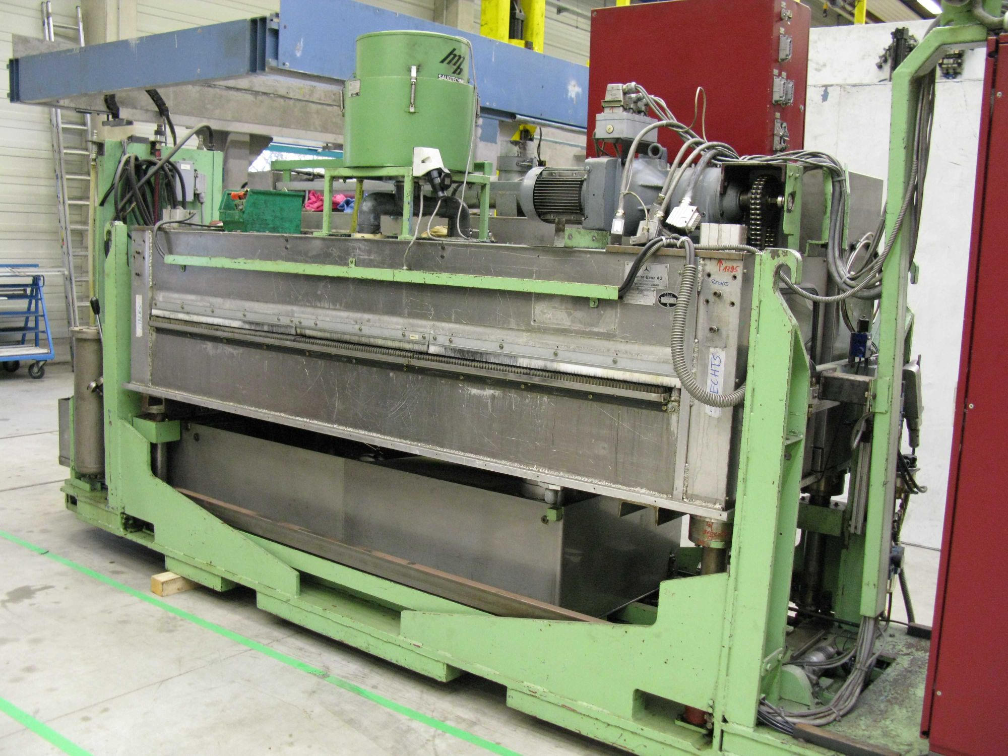 used  coil line AMTEC PBS 24/24
