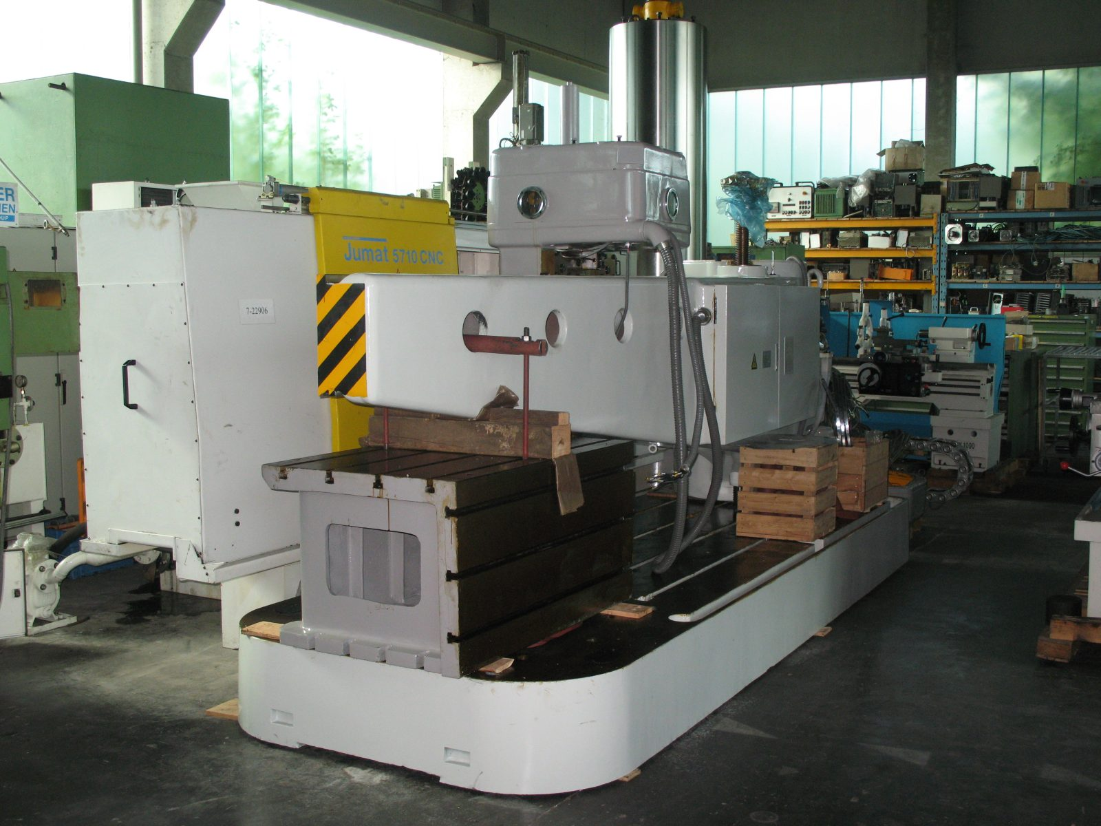 used Boring mills / Machining Centers / Drilling machines Radial Drilling Machine SMTCL Z 30100 x 31