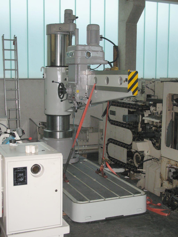gebrauchte Bohrwerke / Bearbeitungszentren / Bohrmaschinen Radialbohrmaschine SMTCL Z 3080 x 25