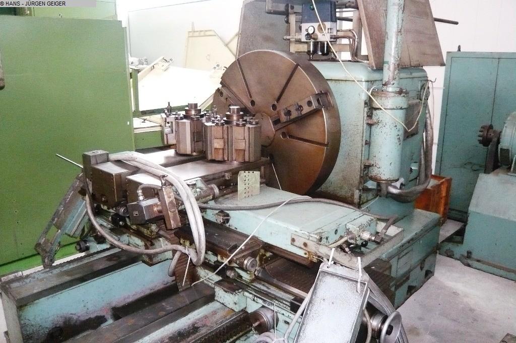 gebrauchte Maschine Plandrehbank RAVENSBURG K 900 KH