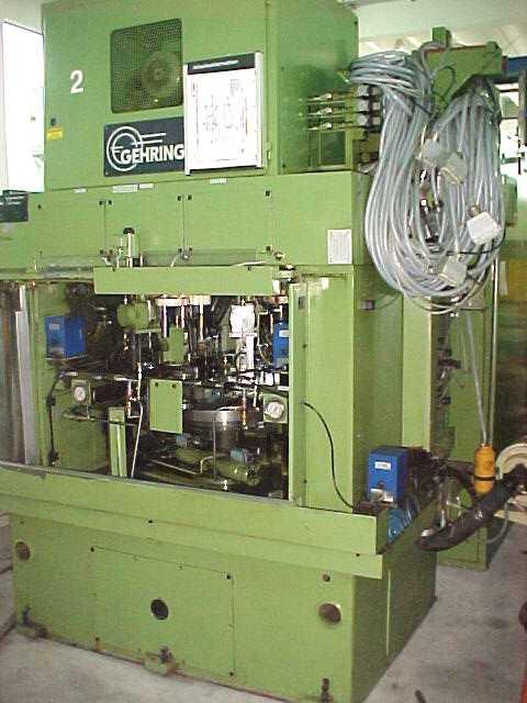 Machine à roder interne - verticale GEHRING M 3 - 40 - 12