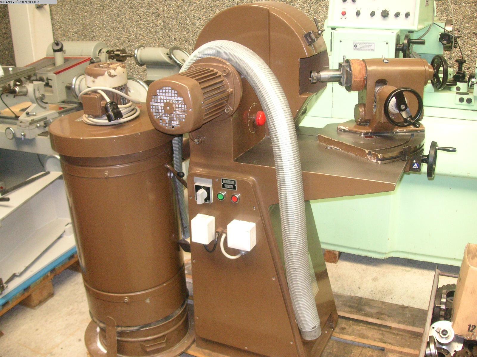 Dispositivo de perfilado de muelas de rectificado WMW NILES ZKX 400