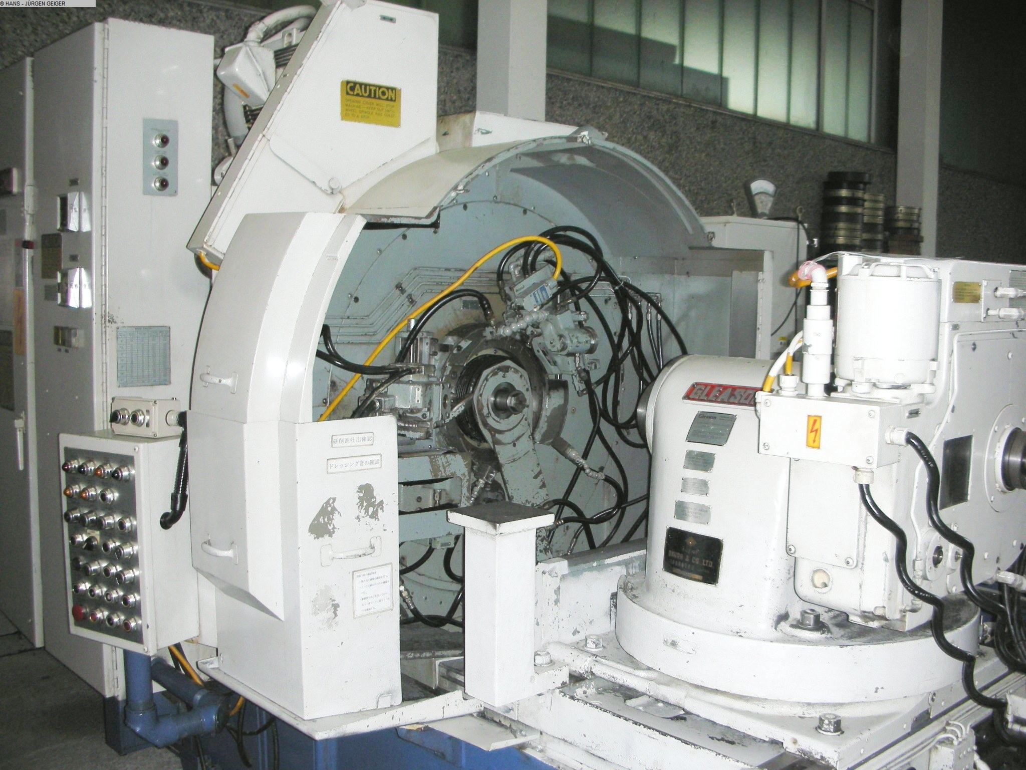 Rettificatrice per ingranaggi conici usata GLEASON 120 / 888 W