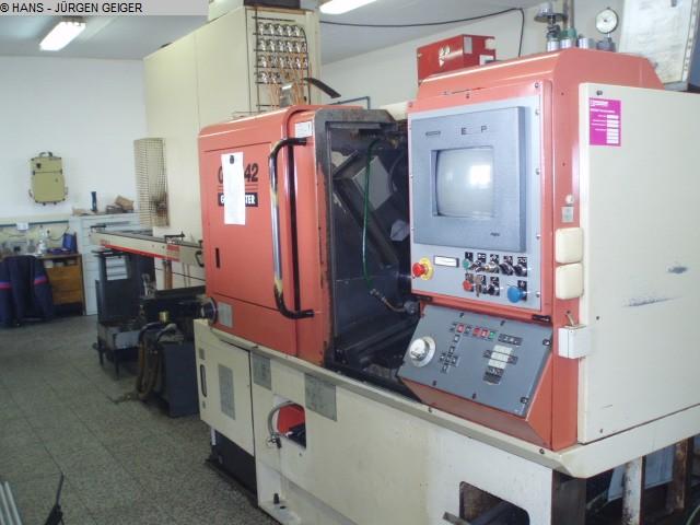 gebrauchte Maschine CNC Drehmaschine GILDEMEISTER GAC 42