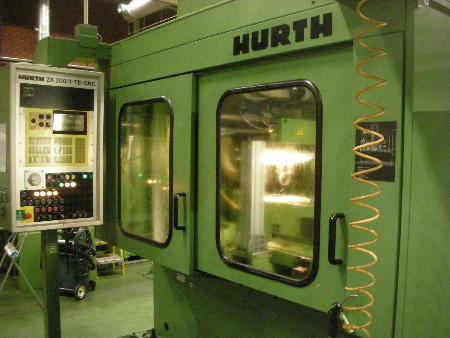Photo 2 HURTH ZK 200 / 1-TE CNC