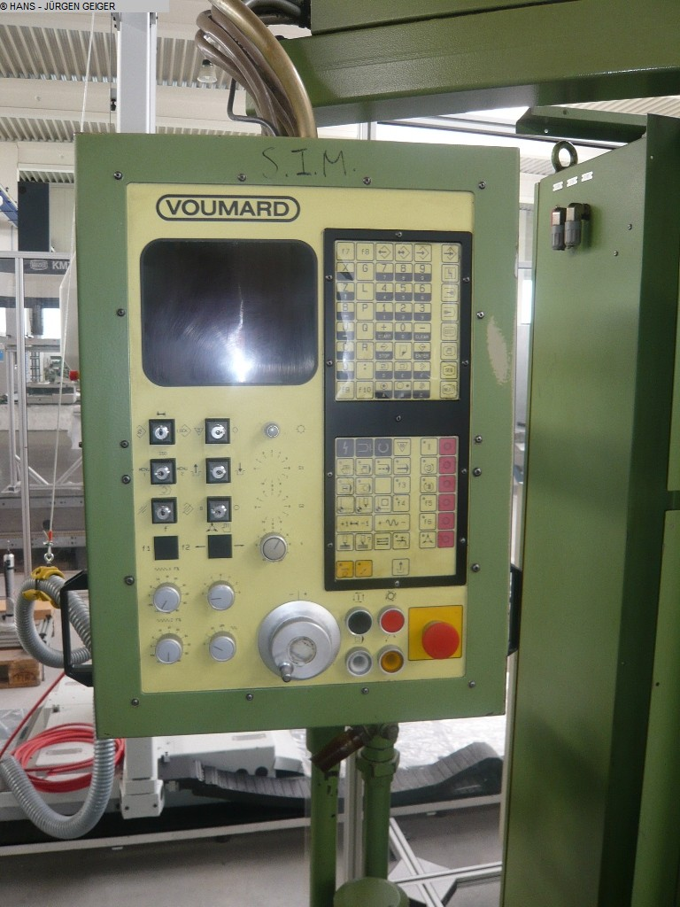 Photo 1 VOUMARD 200 CNC (ZX)