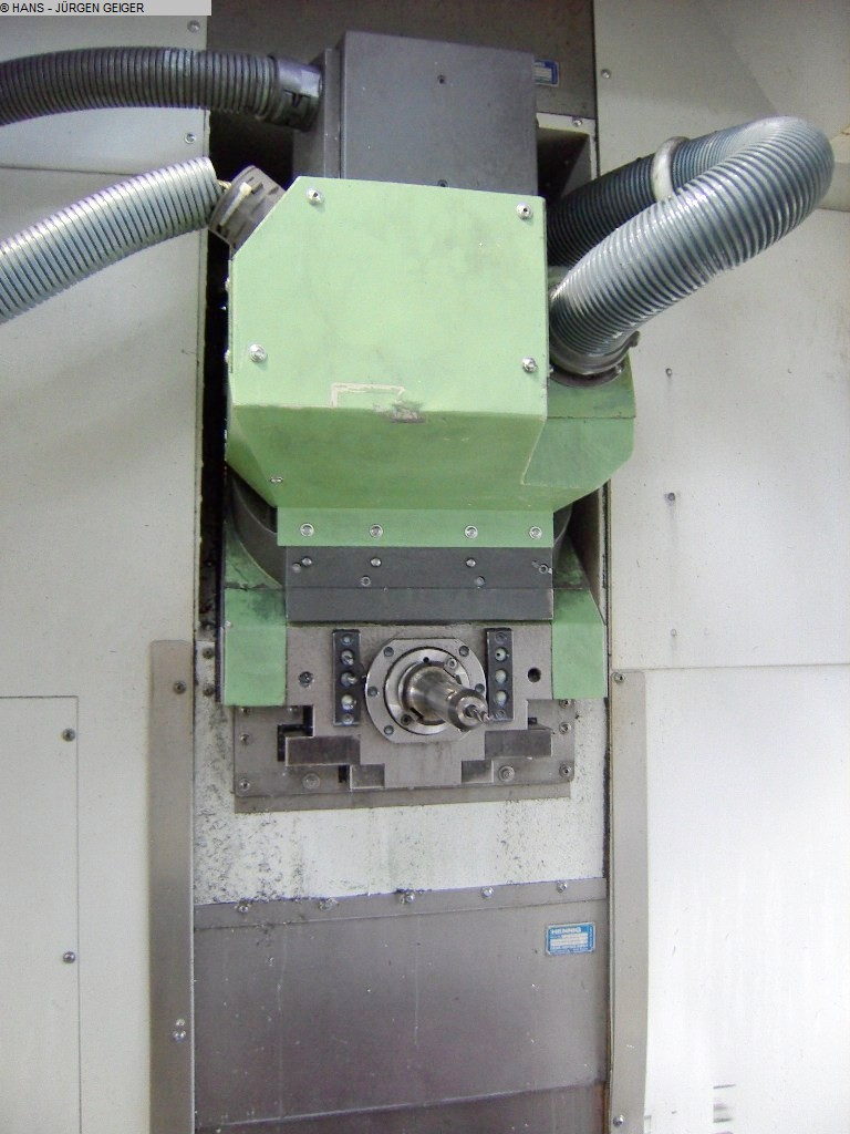 gebrauchte Maschine Bearbeitungszentrum - Universal MAHO MH 1200 S