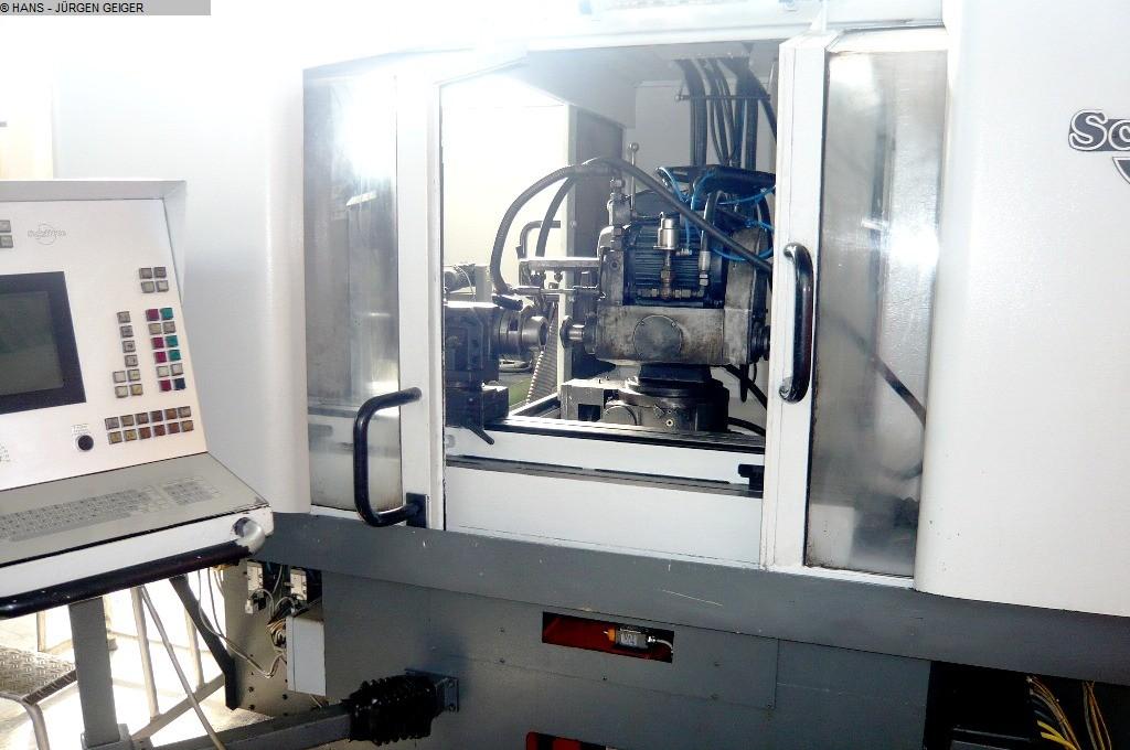 Afilador de herramientas usado - Universal SCHÜTTE WU 500 CNC 6