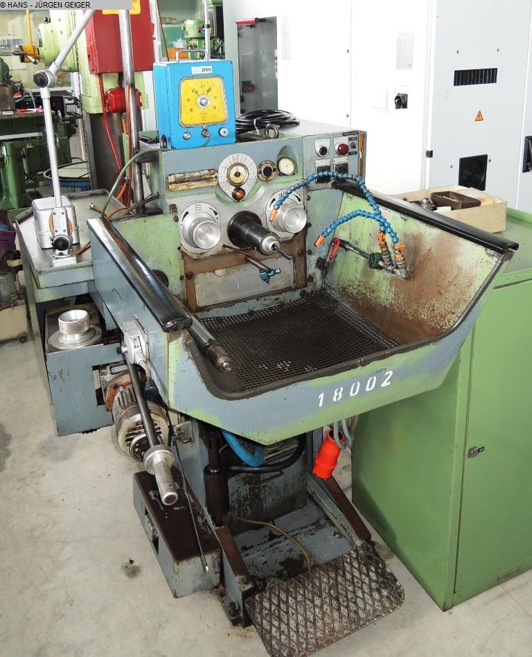 gebrauchte Maschine Honmaschine - handbetätigt NAGEL HHM 110/HA 150