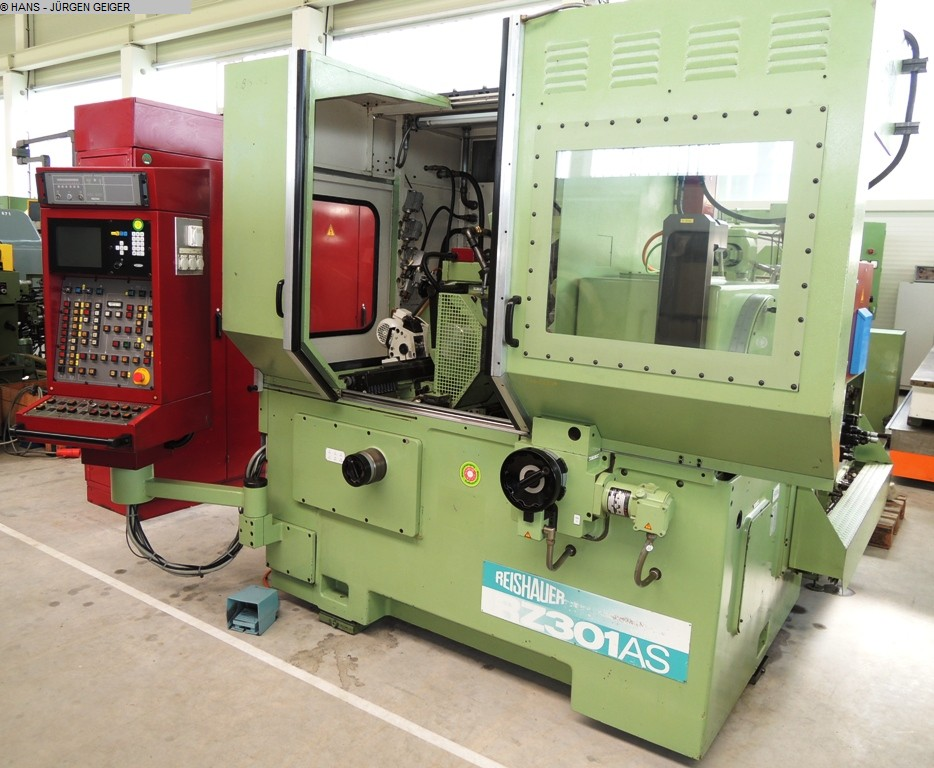 Photo 2  REISHAUER RZ 301 AS