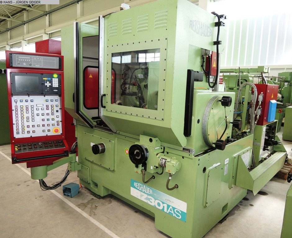 Photo 1  REISHAUER RZ 301 AS