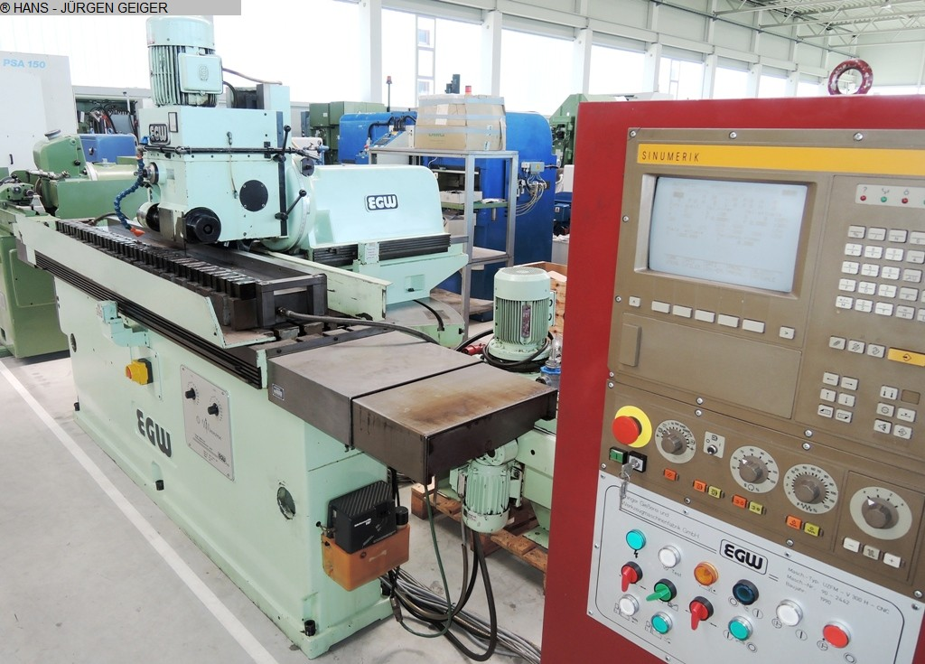 Photo 2 DANUBE UFZM-V 300 H-CNC