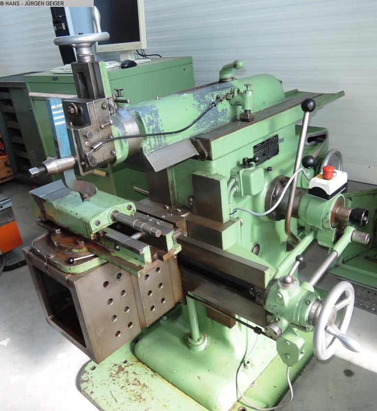 Máquina de cepillado, fresado y esmerilado KLOPP H 450 usada