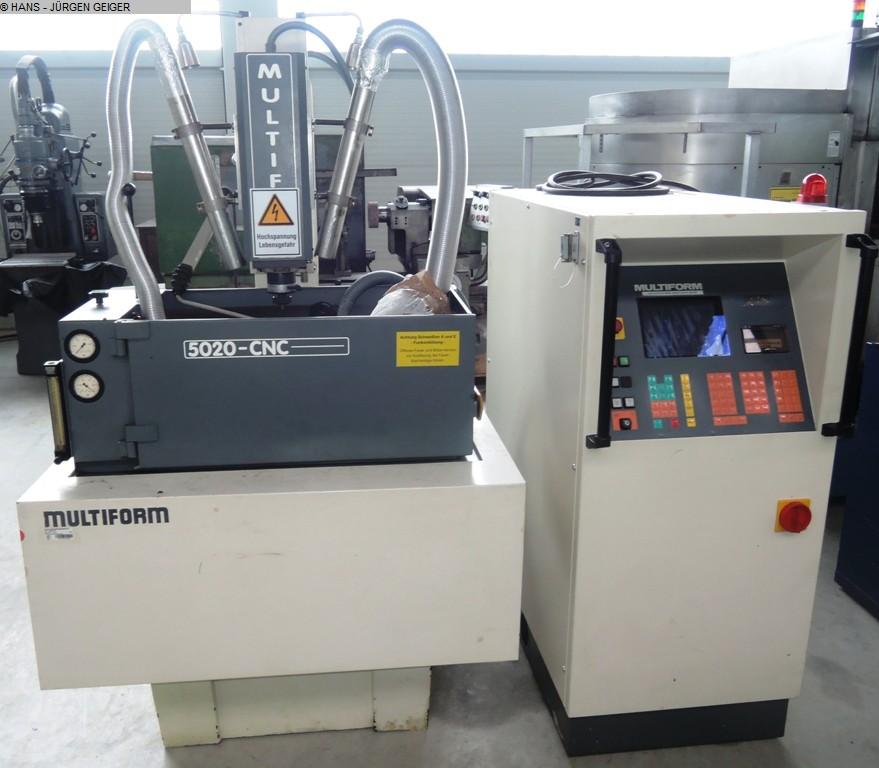 used Cavity Sinking EDM - Machine MULTIFORM 5020 CNC