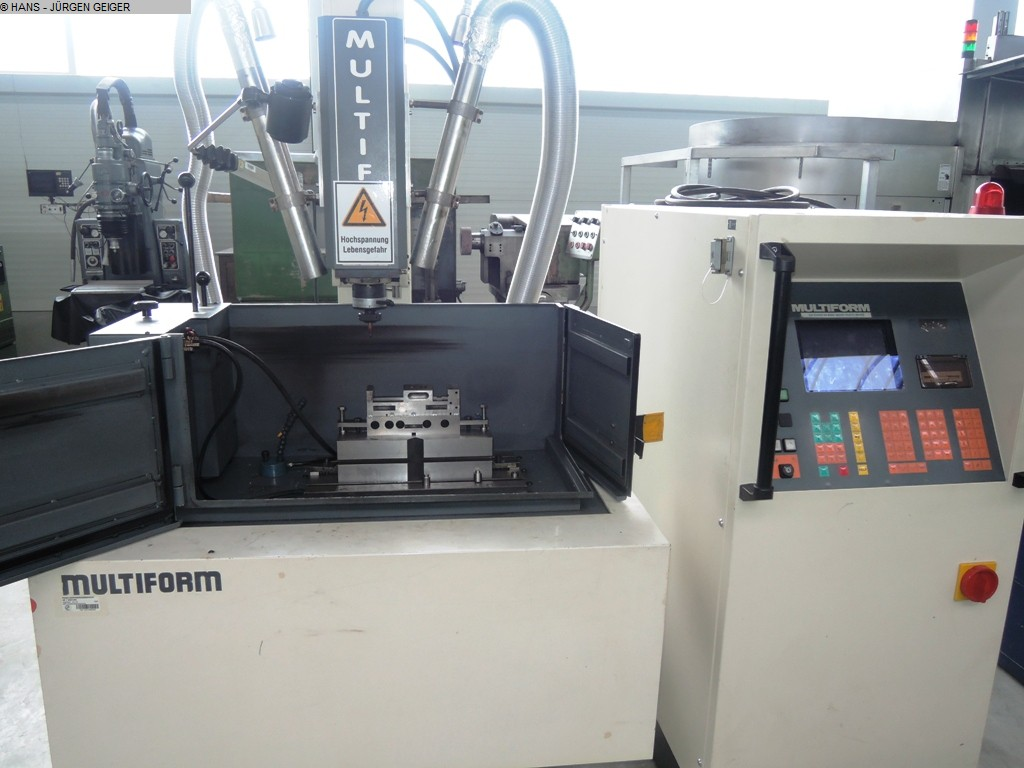 Photo 2  MULTIFORM 5020 CNC