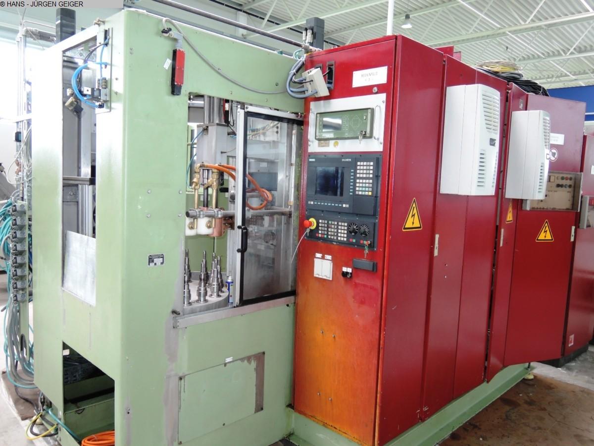used machine Hardening Unit - Induction FDF SM-710.8 x 2.2