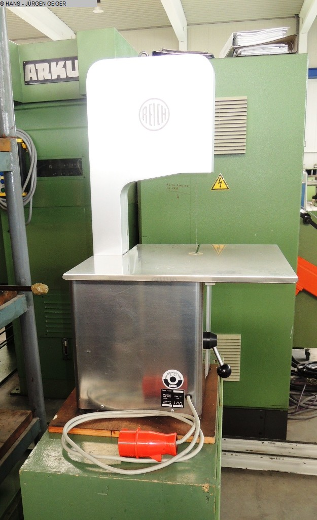 used Saws Band Saw - Vertical REICH 4201
