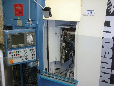 Machines à tailler les engrenages Rectifieuse d'engrenage conique GLEASON PHOENIX 200 HG