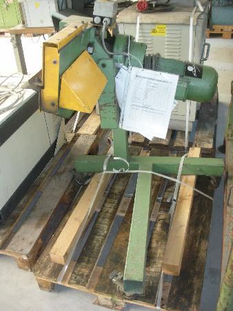 gebrauchte Blechbearbeitung / Scheren / Biegen / Richten Abfallschere SCHWARZ ASM