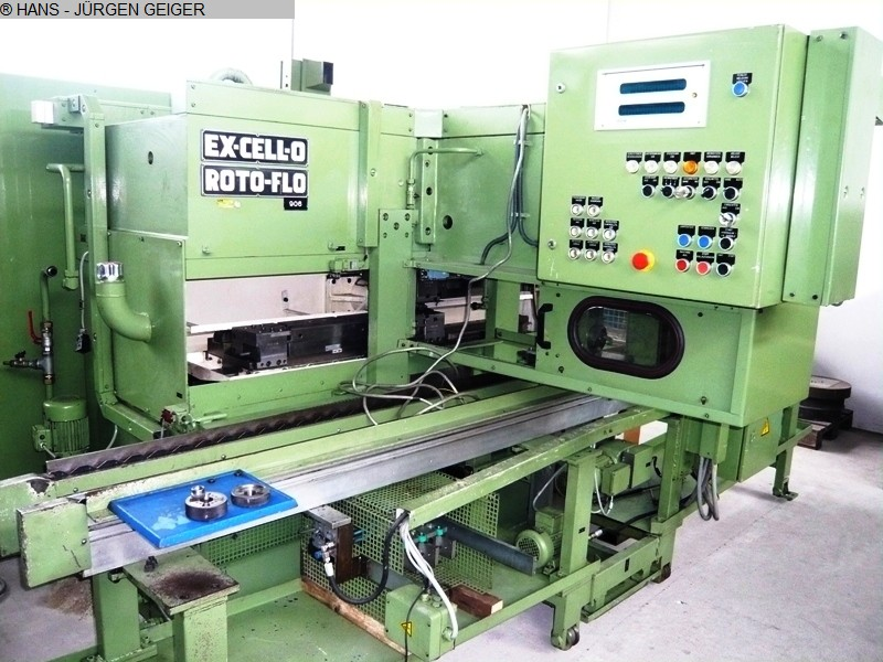 used Gear cutting machines Cold Rolling Machine EX-CELL-O XK 225