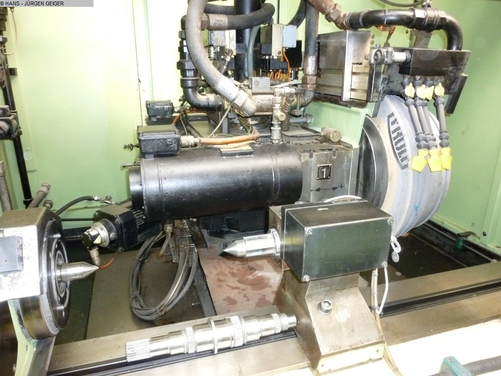 used Grinding machines Cylindrical Grinding Machine KARSTENS K 58-1 SL 1000