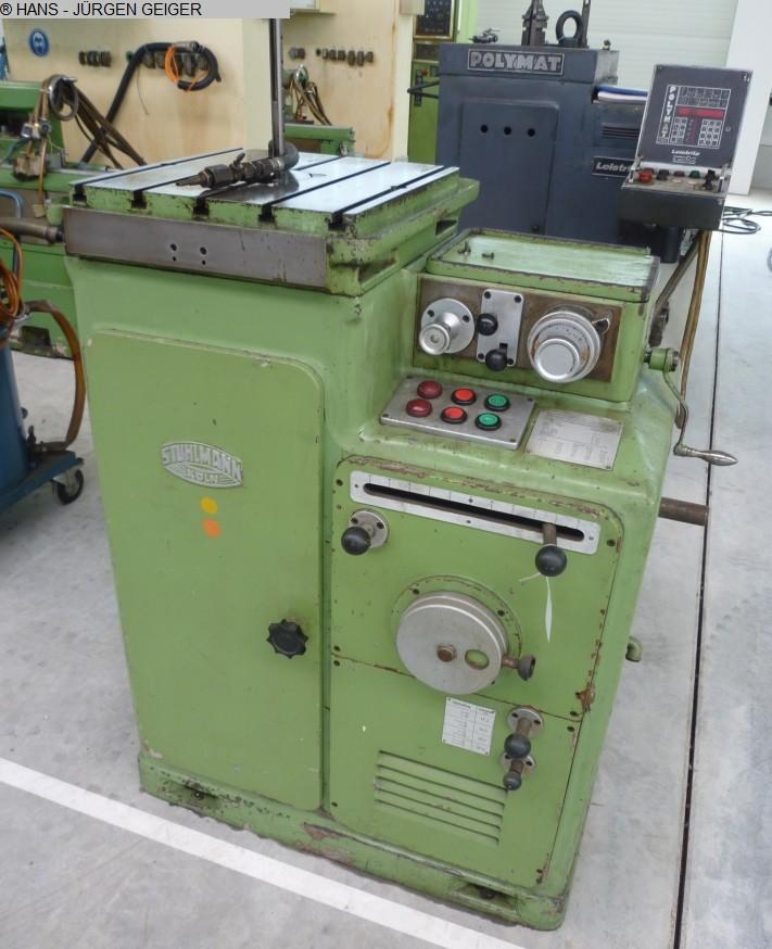 Máquina Keyseating STUHLMANN NZ 320 S / 50 usada
