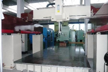 Otras máquinas de medición usadas DEA DELTA 4508