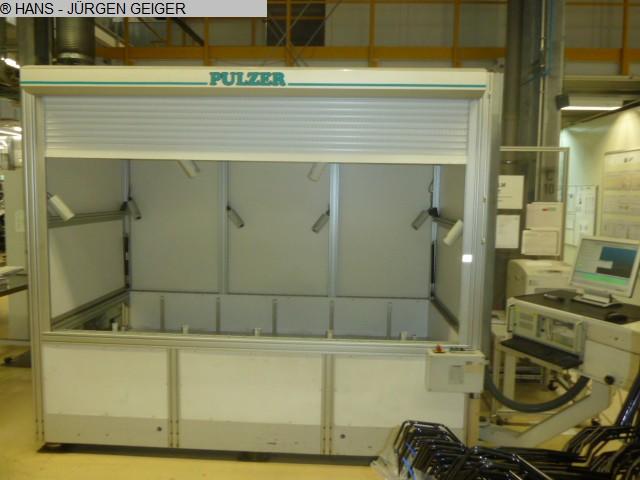 Otras máquinas de medición usadas PULZER OLM