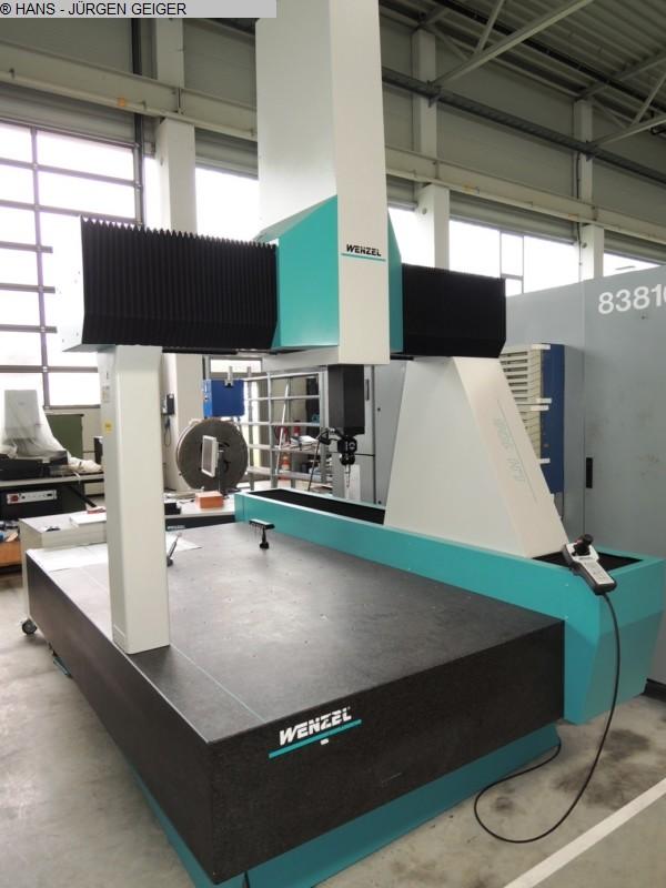 Otras máquinas de medición usadas WENZEL LH 108 CNC