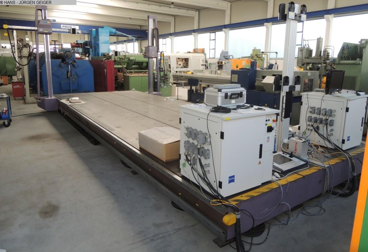 Otras máquinas de medición usadas ZEISS SMM Duplex Eagle Eye