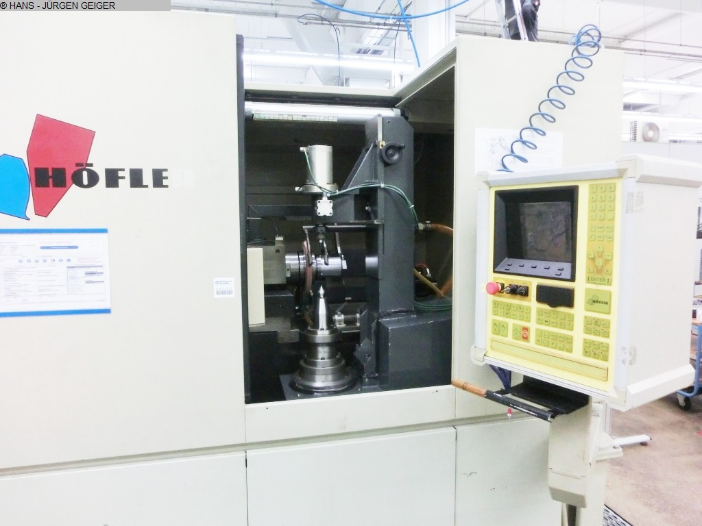 used Gear cutting machines Gear Grinding Machine HOEFLER PROMAT 400