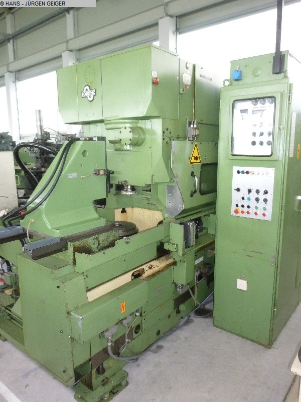 used Gear cutting machines Gear Shaping Machine LORENZ LS 150