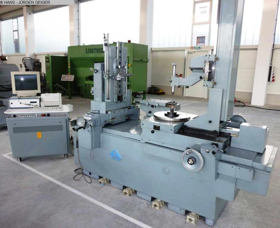 used Gear cutting machines Gear Testing Machine KLINGELNBERG PFSU 1600