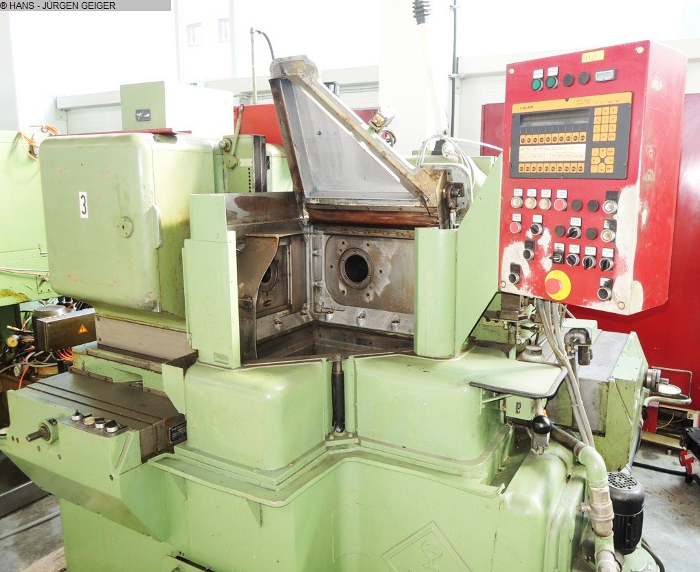 Gebruikte tandwielsnijmachines Bevel Gear Lapping Machine KLINGELNBERG LKR 400 A 100