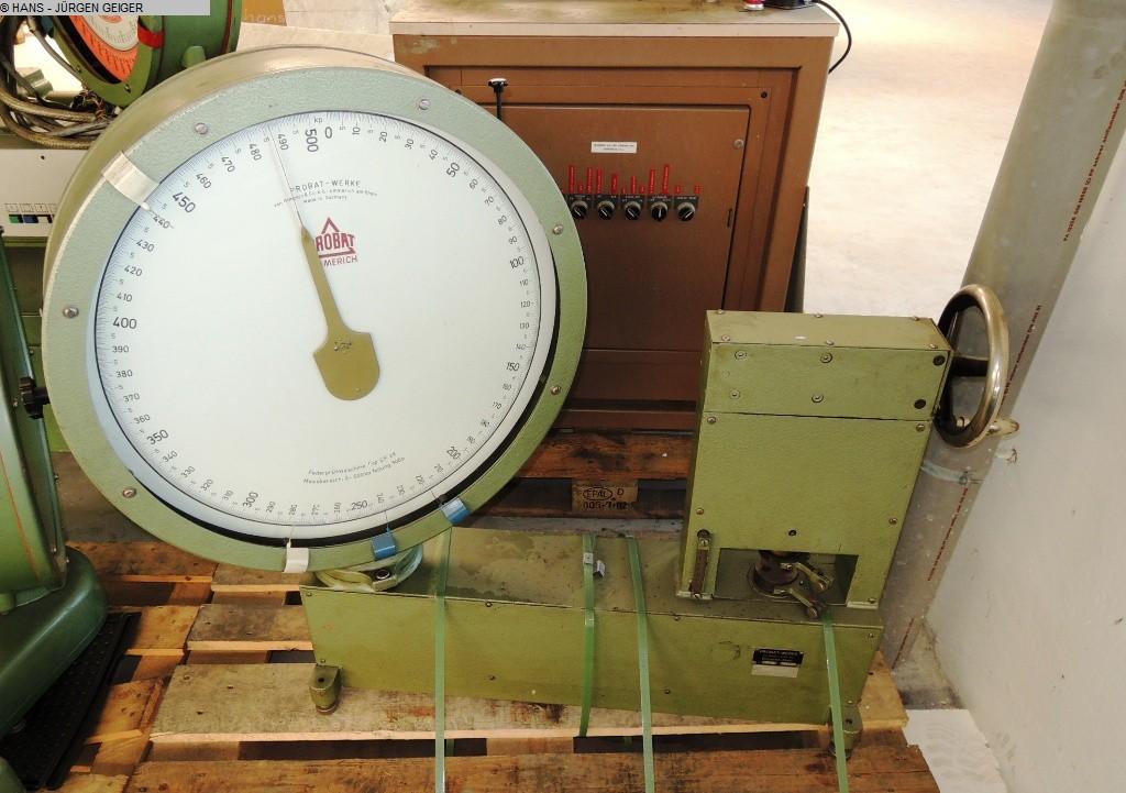 gebrauchte Federprüfmaschine PROBAT SF 28