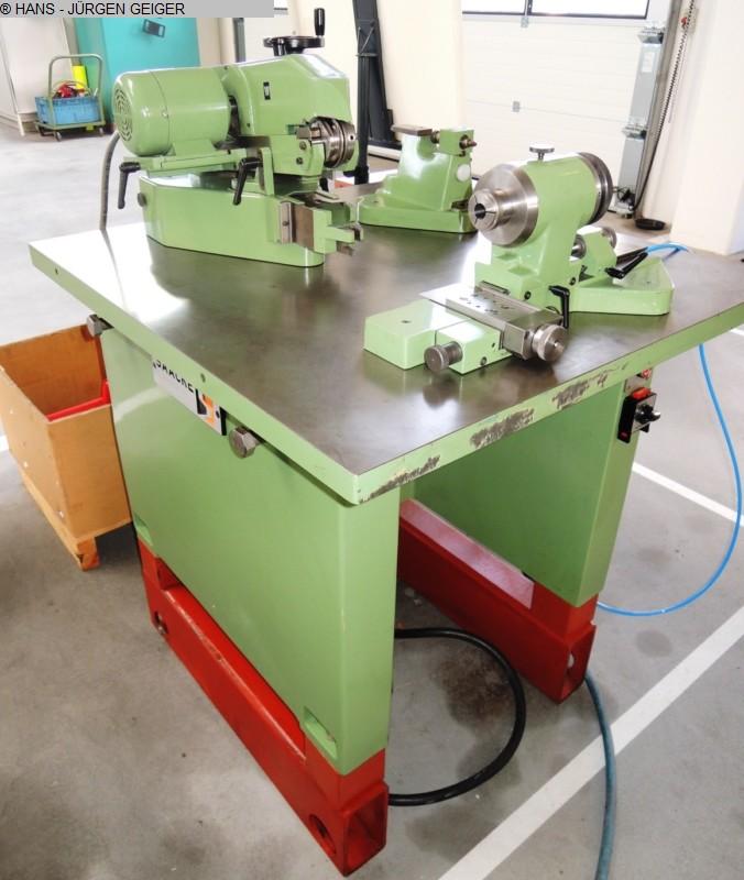 gebrauchte Formfräser-Schärfmaschine SAACKE FSM