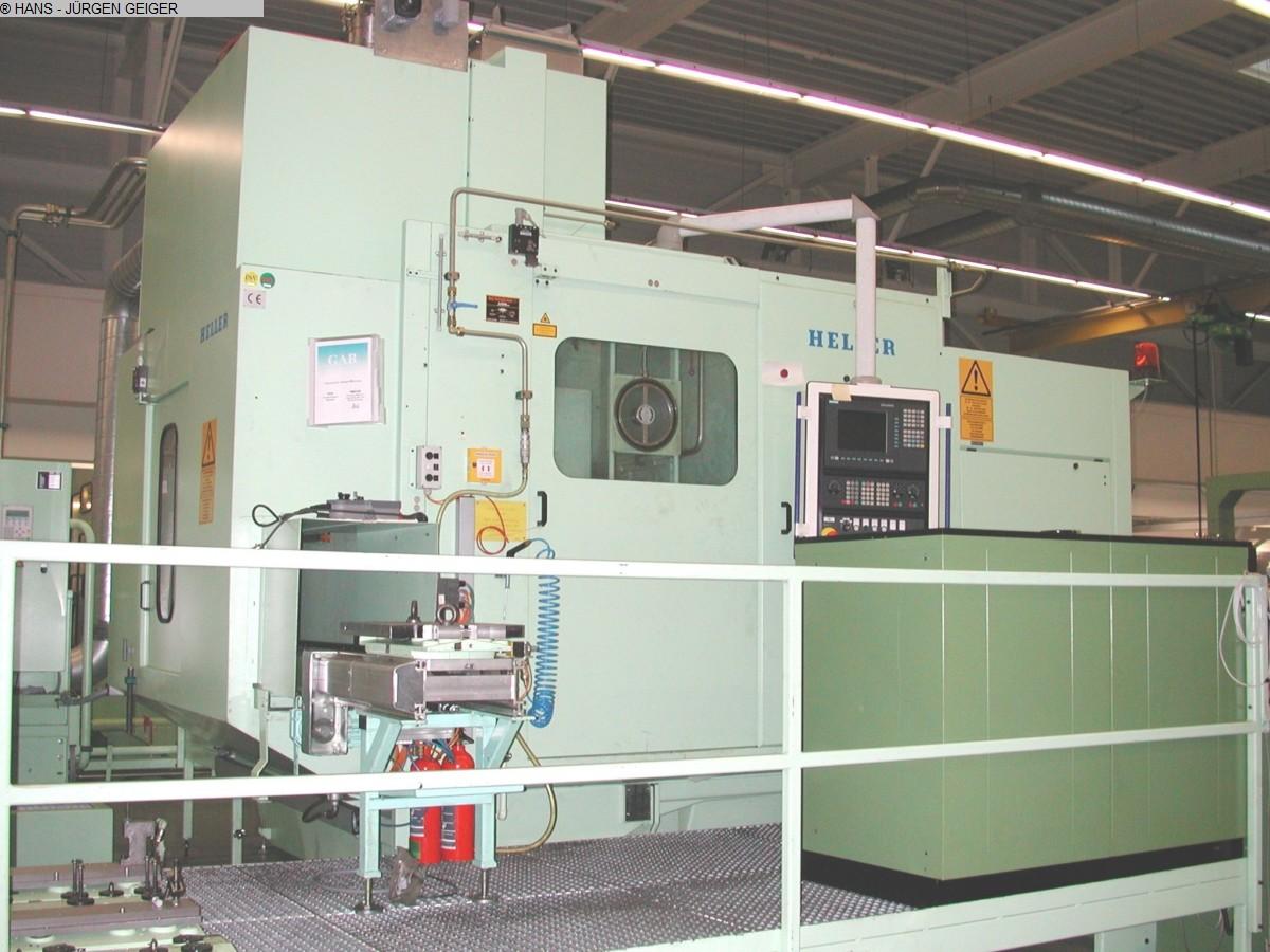 gebrauchte Bearbeitungszentrum - Horizontal HELLER FST - MC 160/800 / E