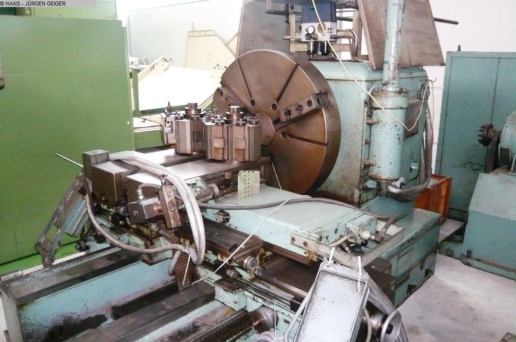 used  Facing Lathe RAVENSBURG K 900 KH
