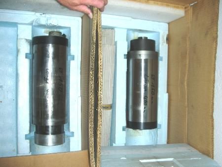 utilisé Autres accessoires pour machines-outils Broche haute fréquence GMN TSSV 150 div.