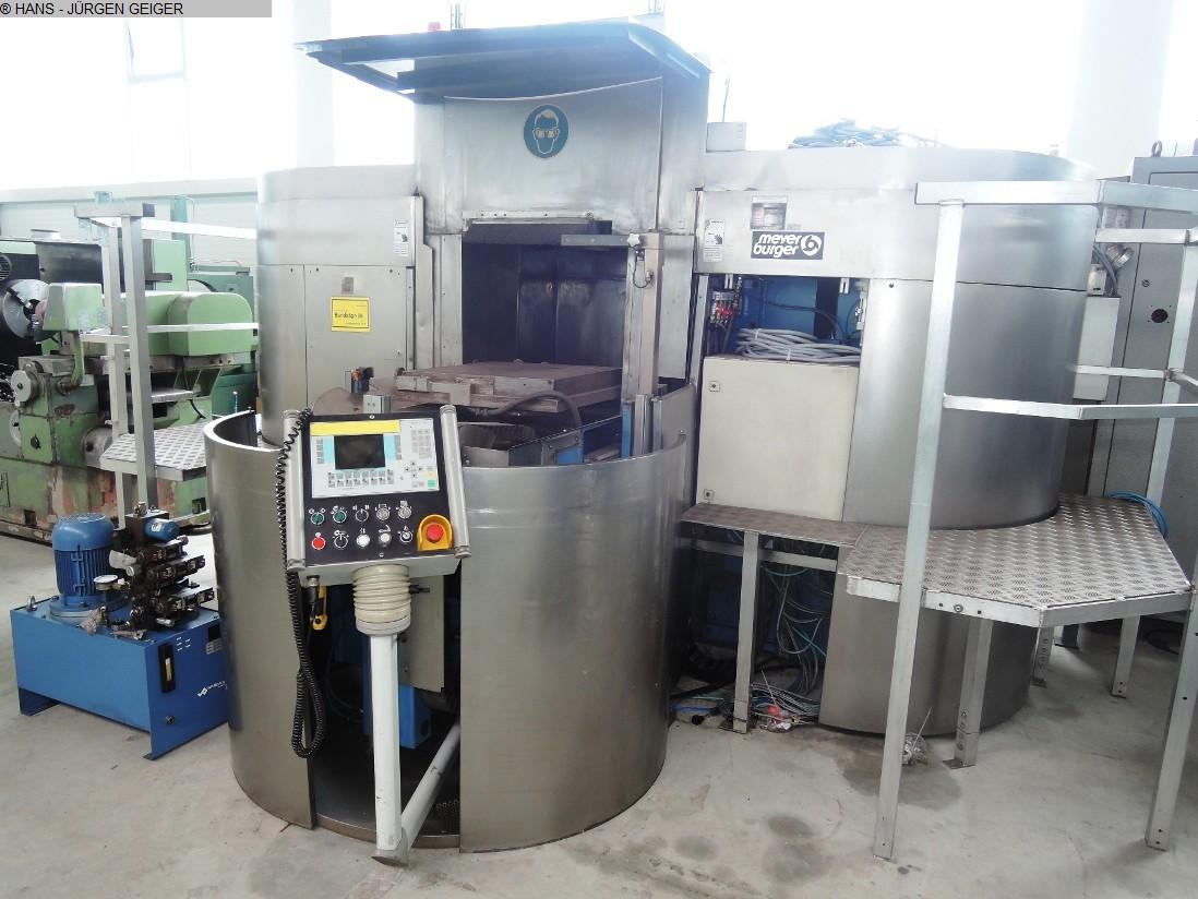 gebrauchte Holzbearbeitungsmaschinen Präzisionsbandsäge MEYER & BURGER BS 800