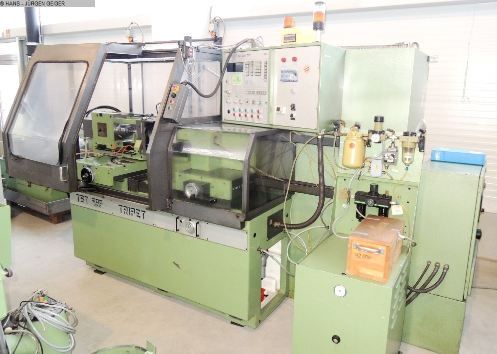 gebrauchte Schleifmaschinen Innenschleifmaschine TRIPET TST 200 CNC