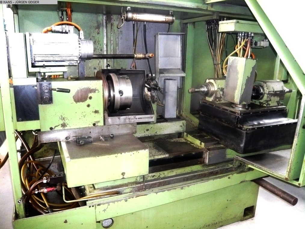 used Grinding machines Internal Grinding Machine VOUMARD 200 CNC (ZX)