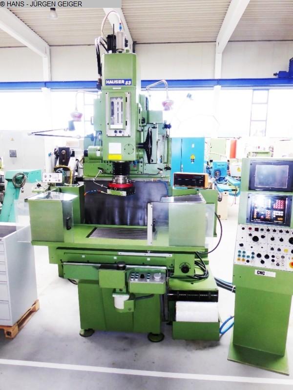 used Grinding machines Jig Grinding Machine HAUSER S 3 - CNC 314