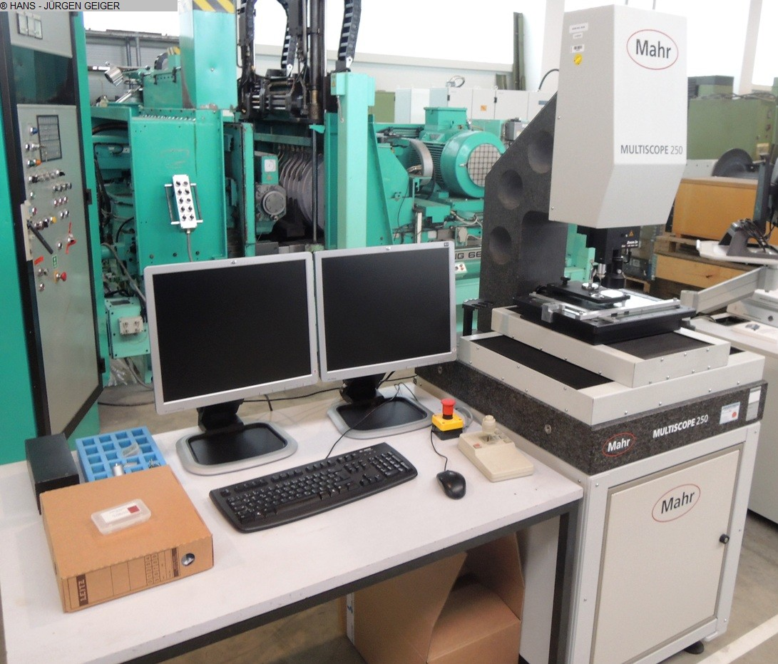 used Other Metal Processing Coordinate Measuring Machine MAHR MS 250