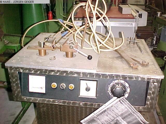 gebrauchte Schweißanlage GRAUL LG 5kW