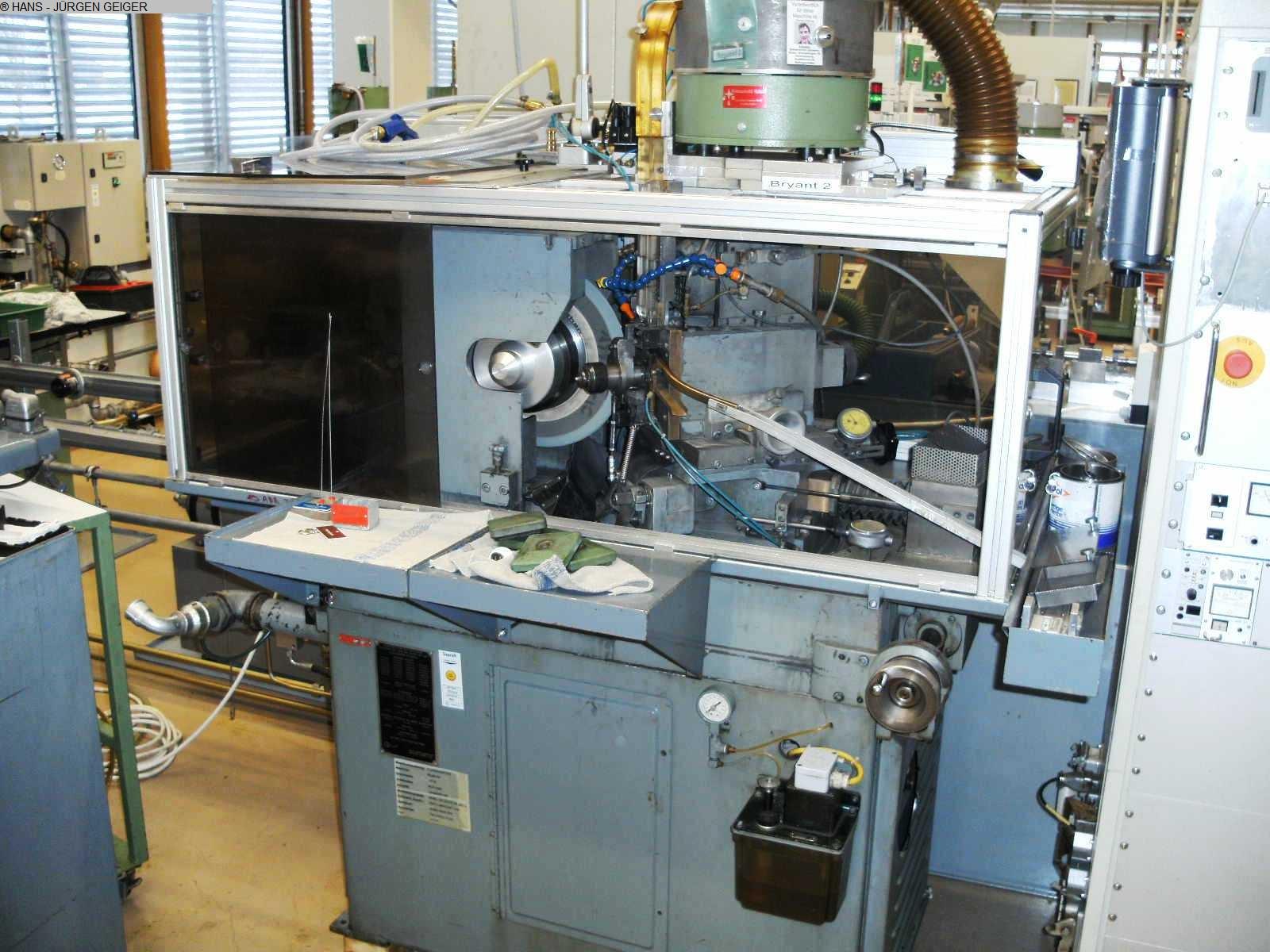 gebrauchte Schleifmaschinen Spitzenlose - Rundschleifmaschine BRYANT 45 M / Serial No. B 16049