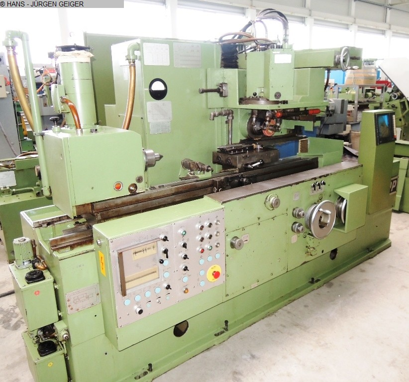 used Grinding machines Spline Shaft Grinding Machine KAPP KS 803