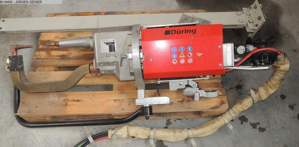 used Spot Welding Machine DÜRING CB 150/560/76 kVA